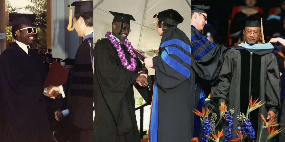The highly accomplished Darin Gray holds degrees in biomedical and electrical engineering and mathematics, as well as a master's degree in teaching and an Ed.D. in educational/instructional technology. (Image Courtesy of Gray)