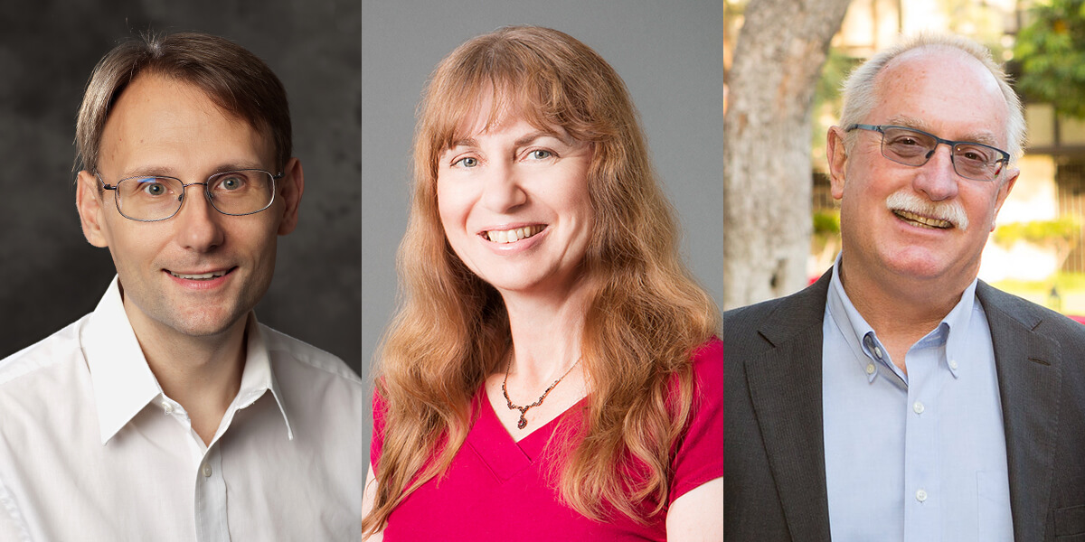 Three USC Computer Science Faculty Members Elected 2020 ACM Fellows