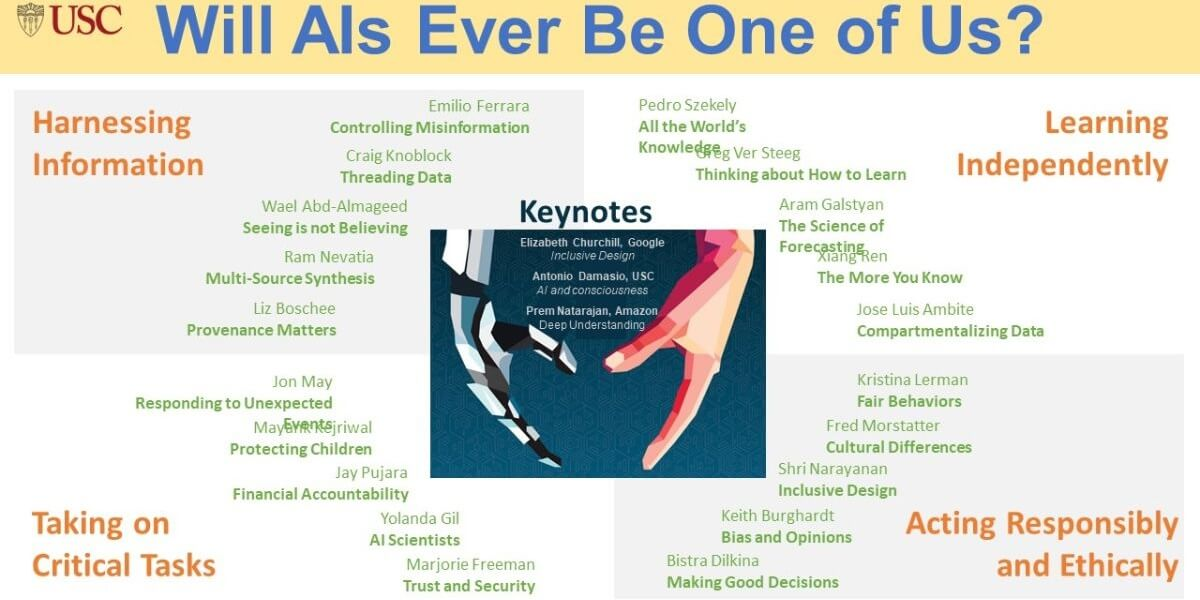 Symposium on the Future of AI: Will AIs Ever Be One of Us?