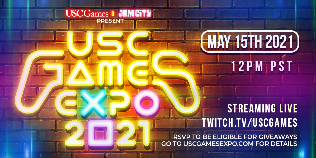 USC Games Announces Its Virtual Showcase, Streaming Live May 15th
