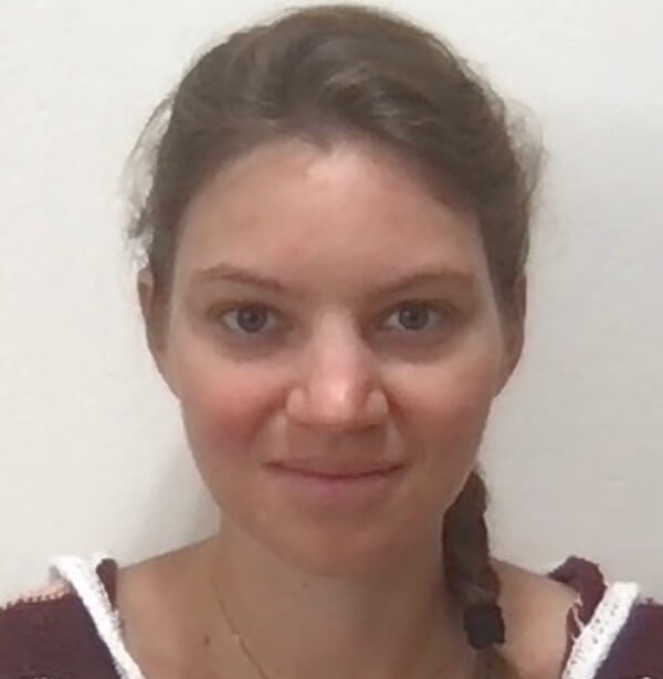 Picture of CEE faculty member Audrey Olivier